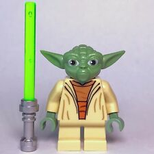 STAR WARS lego YODA jedi master GENUINE NEW 75002 at-rt walker CLONE WARS green