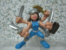 Marvel Super Hero Squad  Loose Figure Spiral