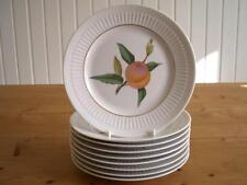 ROYAL Worcester Evesham Gold laterali a costine PIASTRE, scegliere 3, 6 o 9