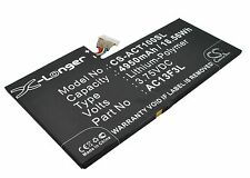 High Quality Battery for Acer Iconia Tab A1-810 AC13F3L Premium Cell UK