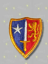 Allied Command Europe full color embroidered patch