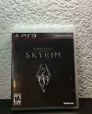The Elder Scrolls V: Skyrim -- (Sony PlayStation 3, 2013) ps3