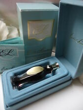 ESTEE LAUDER YOUTH DEW PARFUM 7ml PURSE FLACON VINTAGE 1950s NEAR MINT BOX +INFO