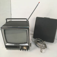 SONY TRANSITOR TV Receiver Model 9-51UET 1968 tokio PORTATILE