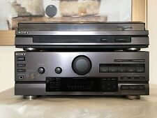 Sony TA-D507 Integrated Amplifier & Sony Stereo Turntable PS-LX47p