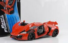 Lykan Hypersport out the Movie Fast and Furious 7 2015 red 1:18 Jada 97388