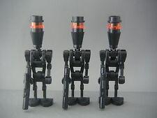 Lego Figurine Star Wars - 3 Droids assassins noirs neufs