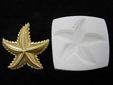 Starfish Polymer Clay Push Mold (#MD1073)
