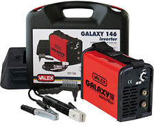VALEX GALAXY146 SALDATRICE INVERTER 10-130A SALDA ELETTRODI 1,6-3,2MM ACCESSORI