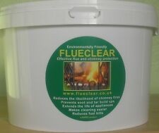 Flueclear 8Kg - Environmentally friendly flue, stove & chimney cleaner