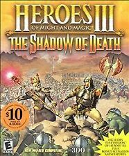 Heroes of Might and Magic 3: The Shadow of Death - PC by 3DO