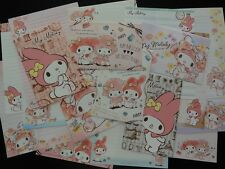 Sanrio My Melody Set Writing paper envelope stationery gift girl her special