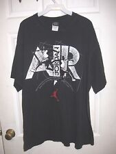 Air Jordan Jumpman Classic Black Jordan Jumpman Logo XL T-Shirt