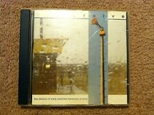 The Storms of Early Summer: Semantics of Song by Cursive (CD Saddle Creek)