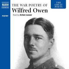 Great War Poets - Audiobook Collection on mp3 CD
