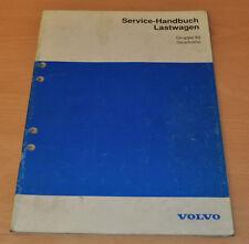 Volvo Geartronic  LKW Lastwagen Truck Werkstatthandbuch