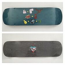 BRAND NEW and NOS Powell Peralta X Tony Hawk Pictograph Skateboard Circa 91/92