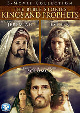 THE BIBLE STORIES KINGS AND PROPHETS DVD Brand New Sealed!