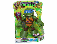 Teenage Mutant Ninja Turtles 14096301 - Action Kicking Leo, Mega Mutant LEO NEW