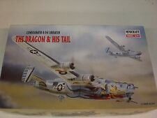 Minicraft 1/72nd Scale B-24J Liberator the Dragon & His Tail Kit No. 11614 NIOB