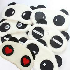 Máscara Dormir Precioso ANTIFAZ PARA DORMIR OSO PANDA Sleeping Eyeshade Eye Mask