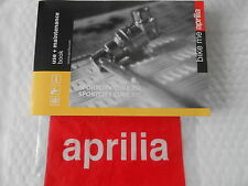 New Genuine Aprilia Sportcity Cube 250 300 Use and Maintenance Book 854071 gh