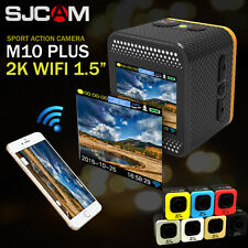 SJCAM M10+Plus WIFI 30M Waterproof 1.5' LCD 2K 30fps Helmet Action Sports Camera