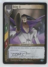 2004 Shonen Jump's Shaman King TCG Base #NoN Bring It Gaming Card 4h0