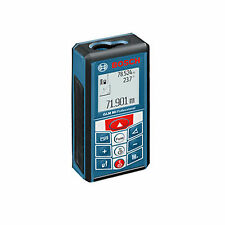 New BOSCH GLM 80 Laser Distance and Angle Measurer (Meteric system only)