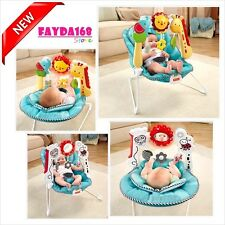 Fisher-Price Toys Bar Newborn Sound Musical Chair Seat Infant Learn Development