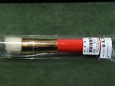F/S Hakuhodo S5557 Vermilion Hand Crafted Makeup Brush Powder & Liquid Japan
