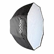 Portable Octagon Softbox 80cm/31.5in Umbrella Brolly Reflector Flash light