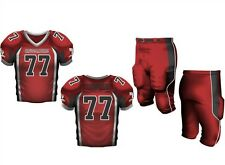 Fully Custom FOOTBALL Jerseys & MATCHING Pant  ADULT Uniforms NEW