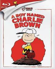 Peanuts:  A Boy Named Charlie Brown [Blu-ray], New DVDs