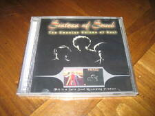 Sisters of Soul the Sweeter Voices of Soul CD - FUZZ the Lovelites - Rare Oldies