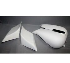Harley Davidson Touring Bagger Gas Fuel Tank Shrouds Side covers Road King Glide