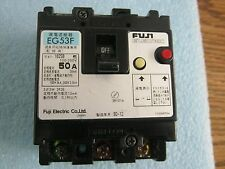 Fuji Electric Model: EG53F 50A Breaker