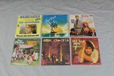 6 Singels - ABBA + Saragossa Band + Bucks Fizz + Laid Back + R. Kaiser +   /S193