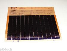 Microfich Ersatzteilkatalog Volvo LKW FL 616 Stand 10/1985