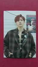 B1A4 CNU Official PHOTOCARD #2 GOOD TIMING 3rd Album Photo Card 신우