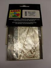 Aber Brass Photo Etch 16 010 Tiger I Ausf E Early Hatch Tamiya 1:16 RC Tank