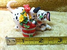Vintage ENESCO Figurine Disney 101 Dalmations Lucky I Spotted You For a Friend