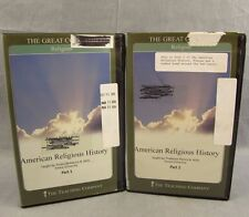 American Religious History Audio CD Course Religion Great Courses 24 Lectures