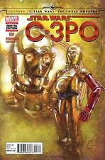 50X STAR WARS SPECIAL C-3PO 1 ONE-SHOT THE FORCE AWAKENS NM UNREAD COMIC 4/13