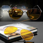 Night Nv View Glasses Aviator Original 100% UVA & UVB Protect Car Driver Glasses