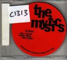 (CP833) The Mystics, Who's That Girl - DJ CD