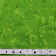 BALI BATIK - EMERALD GREEN - #ABS026 - Patchwork Fabric by the ½ metre
