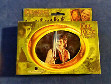 The Lord of the Rings Collector Tin w/Two Decks of Playing Cards