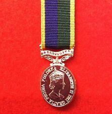 Quality Territorial Efficiency  Miniature Medal