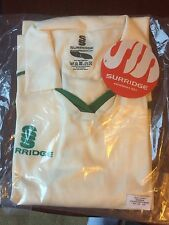 2 Brand New Cricket Shirts For Sale